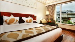Hotel Regent Grand good quality rooms accomodation in central Delhi